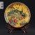 景德镇陶瓷器装饰盘创意客厅电视柜酒柜装饰摆件家居饰品结婚礼物